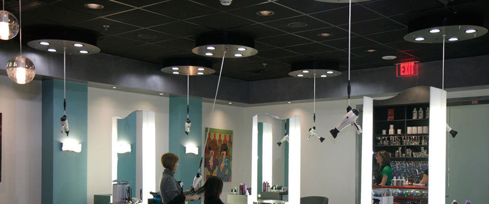 Aqua Color Lounge