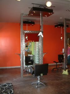1 Beauty Salon lights