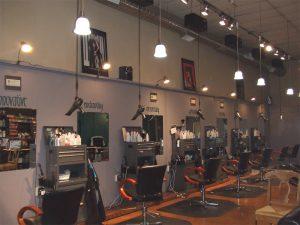 1 salon stations