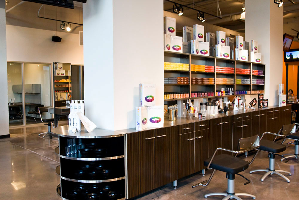 Paul Mitchell the School – Freestyle Systems