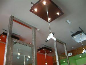 2 Beauty Salon lights