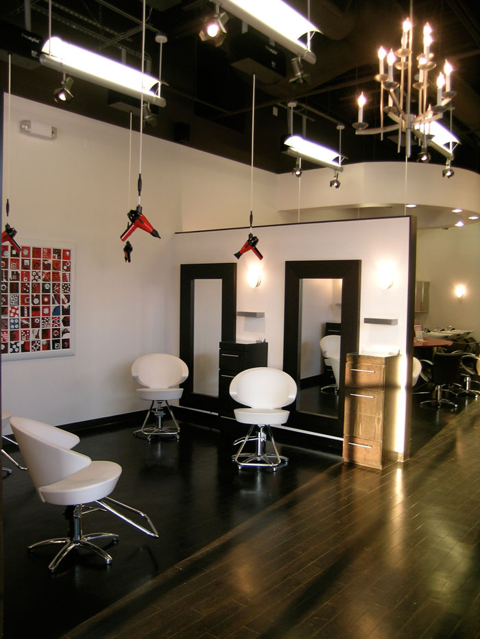 Salon galleries salon posh for 365 salon success