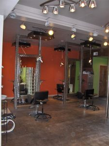 6 Beauty Salon lights