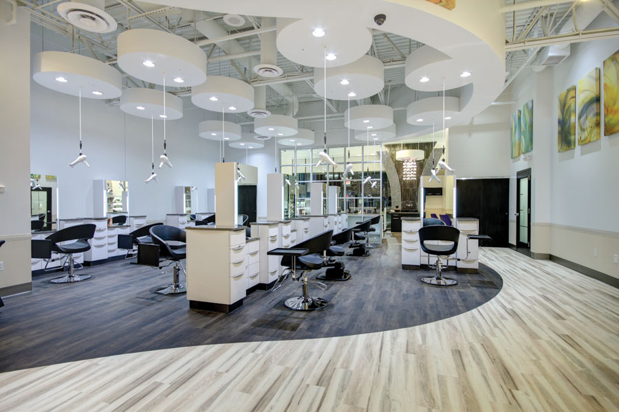 Ginger Bay Salon And Spa Freestyle Systems