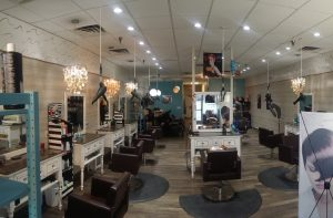 Drift Salon with Neuro Dryers 1
