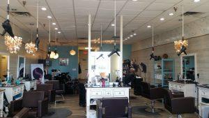 Drift Salon with Neuro Dryers 2